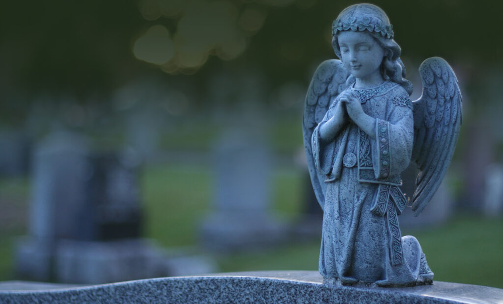 SAVE OUR GRAVES - SIGN THE PETITION